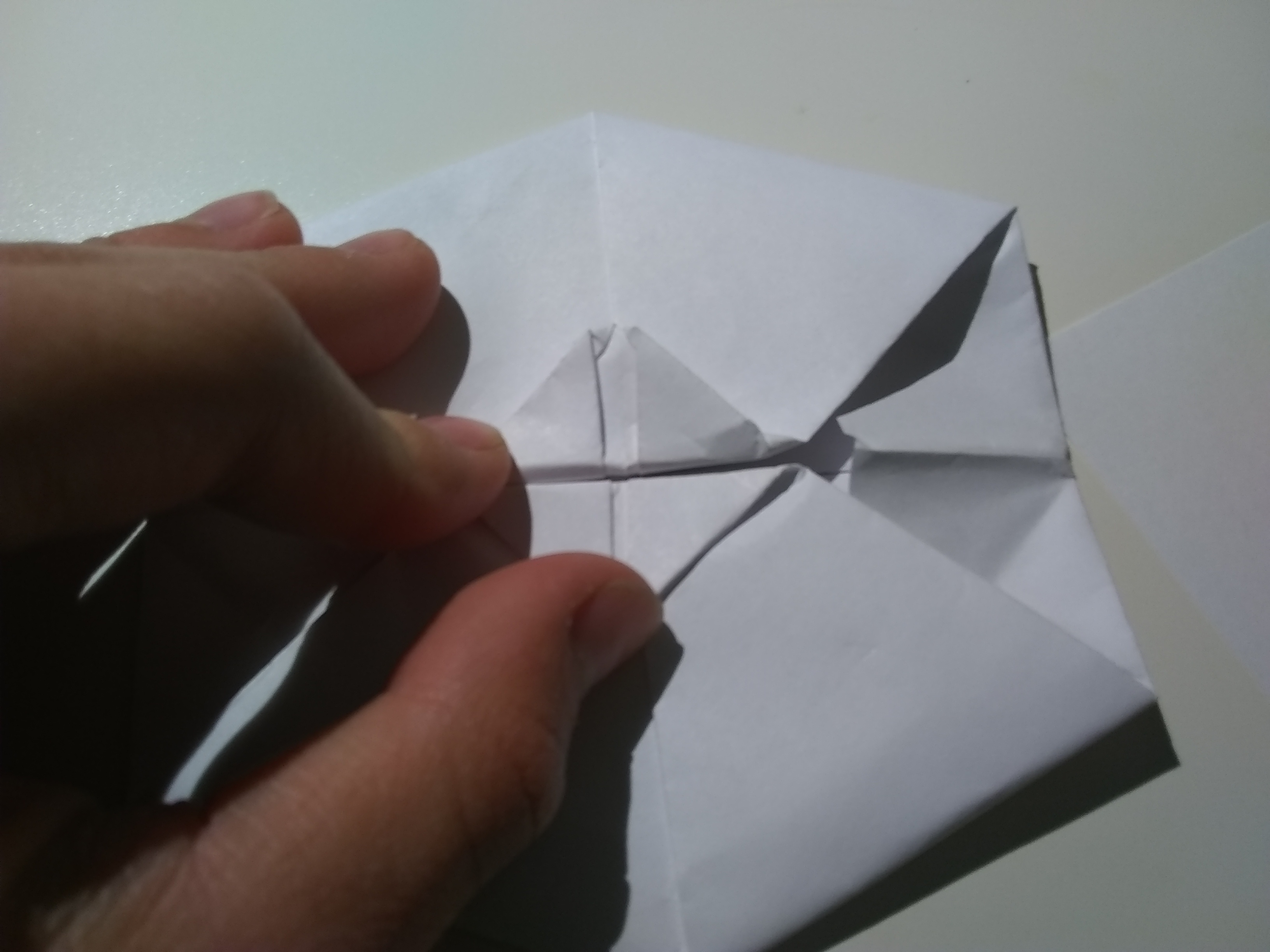 Picture of Step 2: Complicated Folds