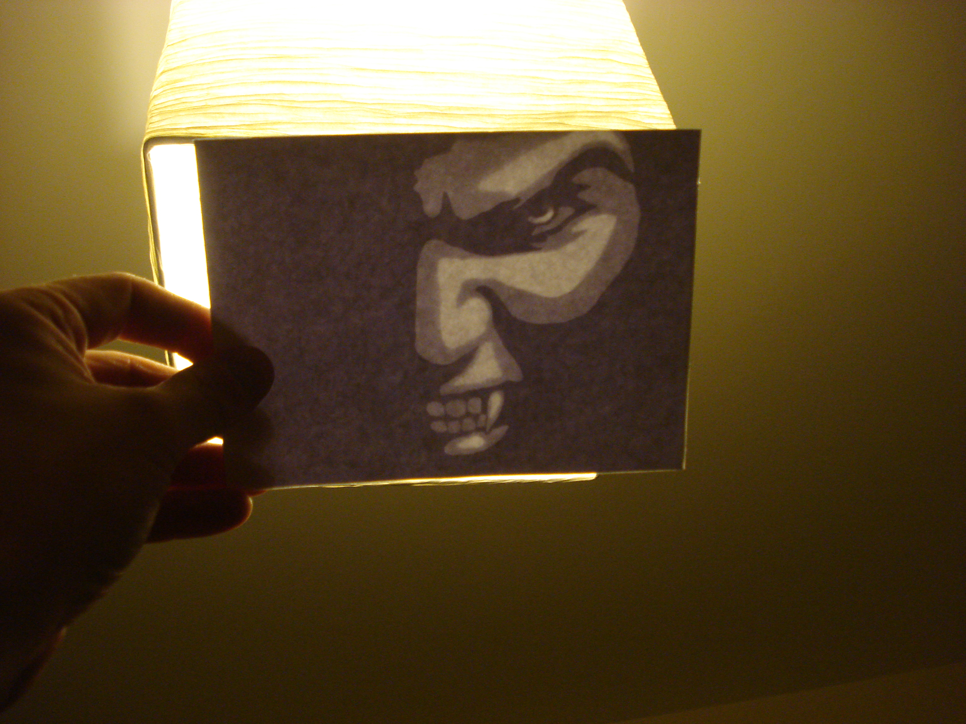 Picture of How to Make a Paper Lithophane