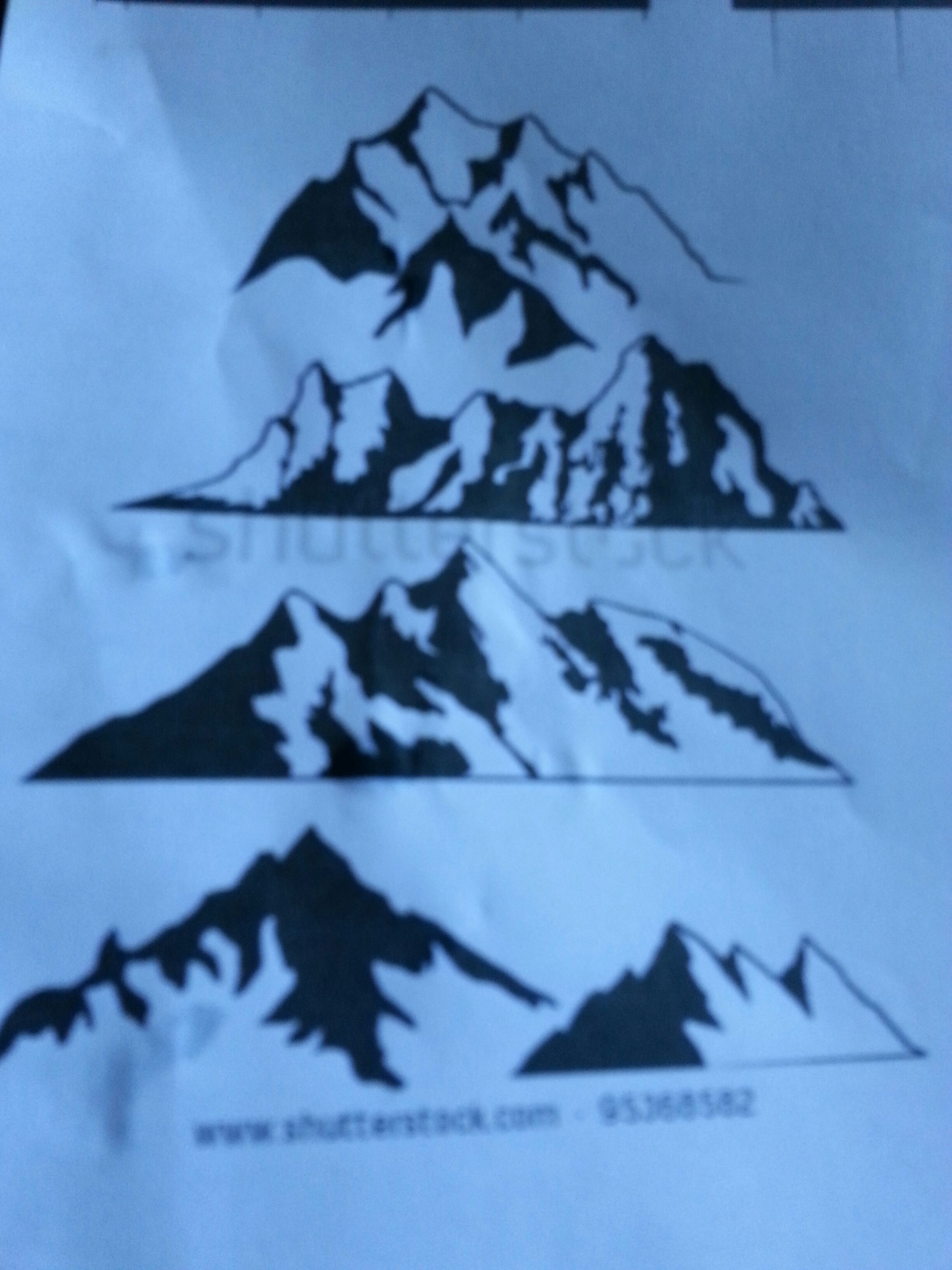 Picture of The Mountains
