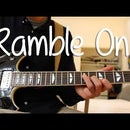 "How to Play ""Ramble On"" by Led Zeppelin on Guitar"