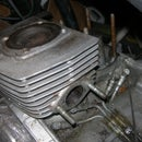 Super Stuck Two Stroke Cylinder - 47yrs?
