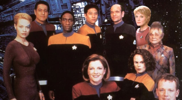 Picture of #9: Star Trek: Voyager