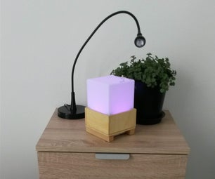 Laura: Emotional Compass Lamp