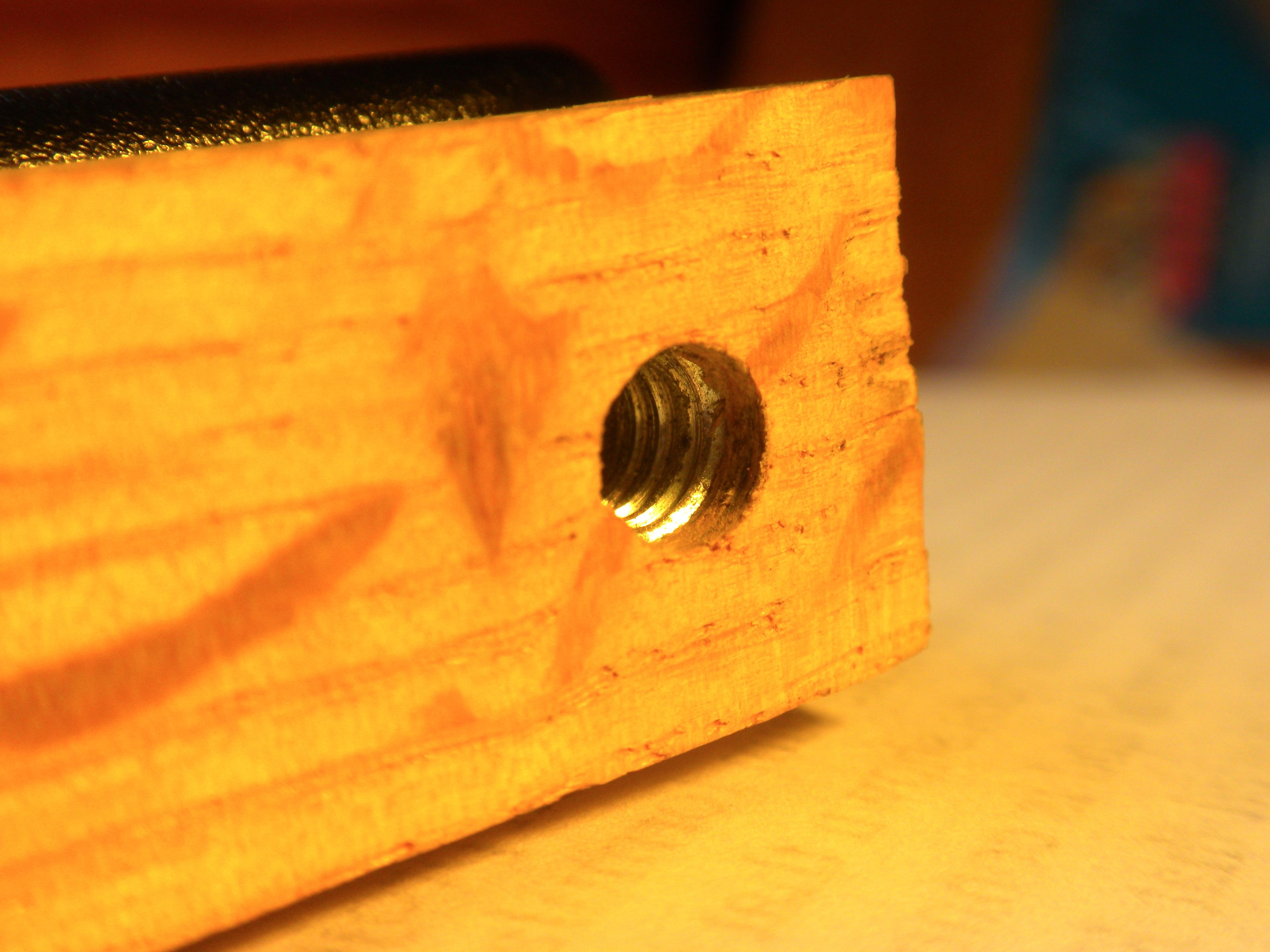 Picture of Build Tripod Attachment Point