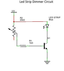The Dimming Circuit!