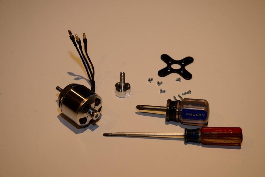 Picture of Electronics- Motor