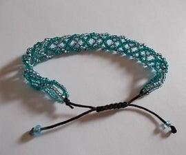Beaded Loops Bracelet