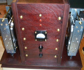 Building a Steampunk NAS - System
