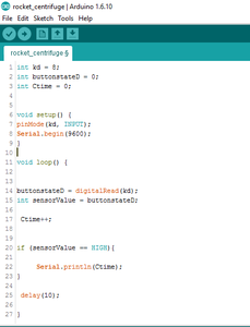 Coding the Data Logger