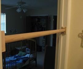 Pull-up Bar for Door