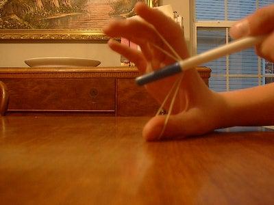 Insert the Pen
