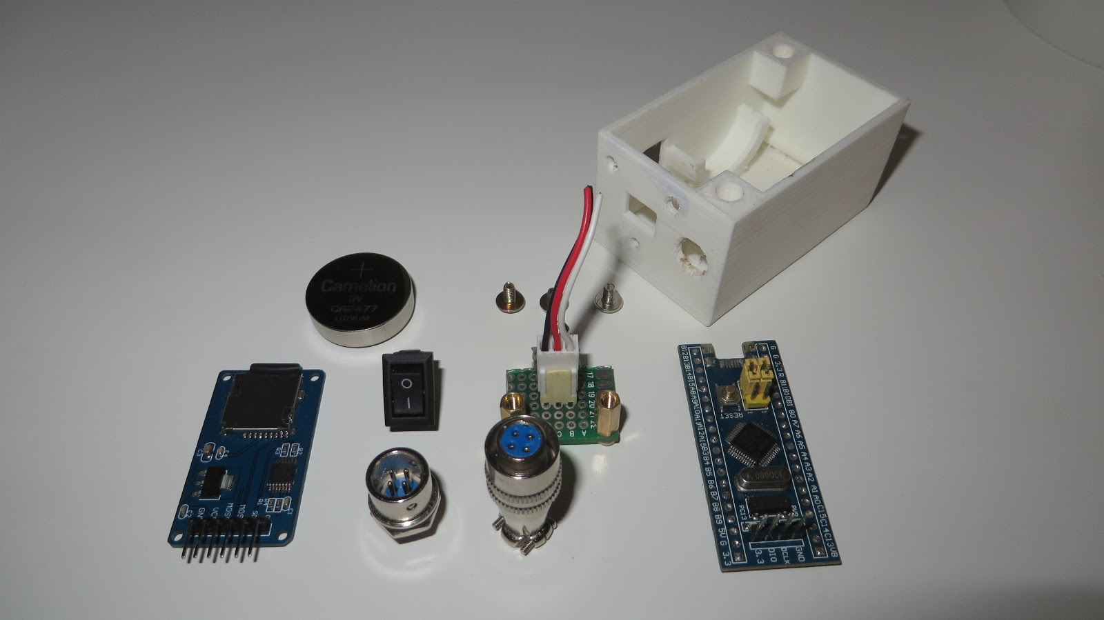 Picture of (Optional) Parts for End Product