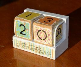 Block Countdown Calendar
