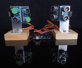 Multiplexed Echo Locator
