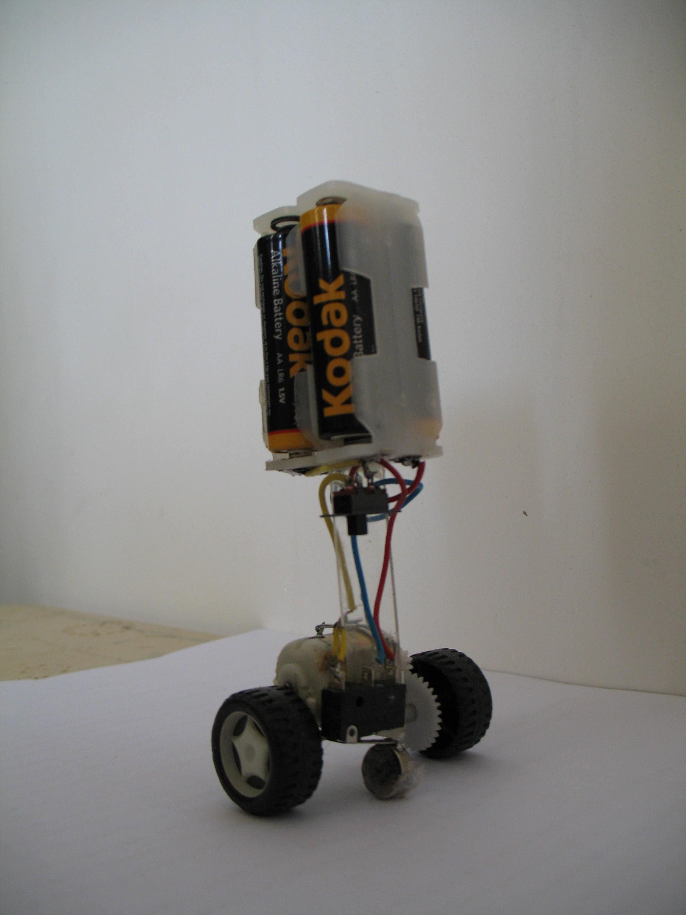 Как сделать робота своими руками / Схемы, чертежи, видео 88