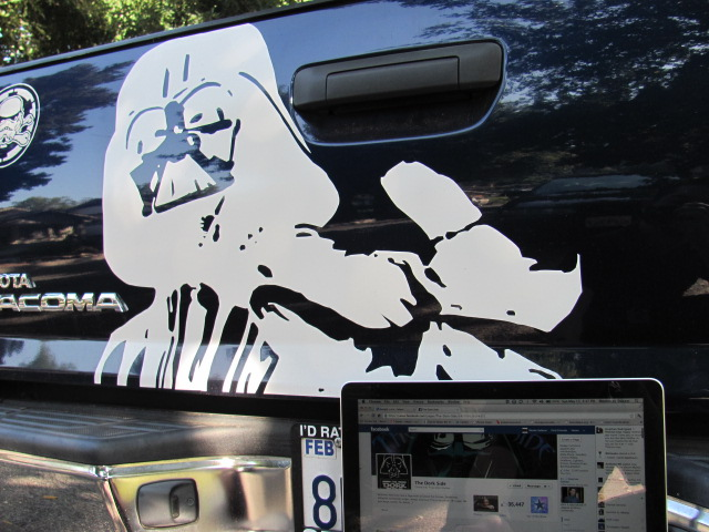 Picture of How to Create Vinyl Decals (by Hand)