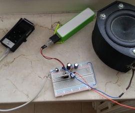 Low Power Amplifier