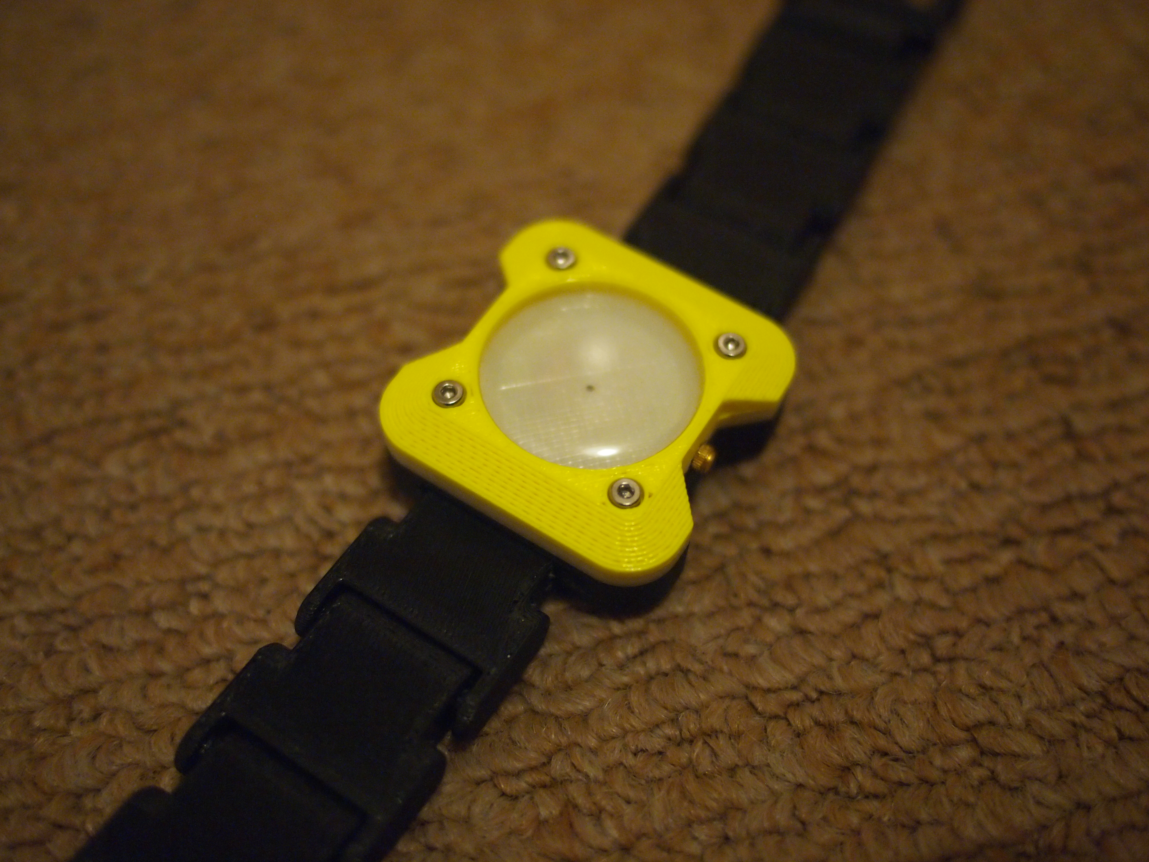 Picture of Fit Watch Front to the Body