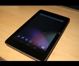 How to replace a broken or cracked screen and digitizer Nexus 7 first gen