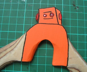 How to Make a Boomerang (The Robot Returns With the Dark Kite)