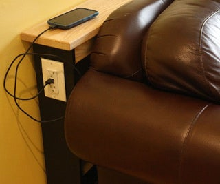 Electric Sofa Table