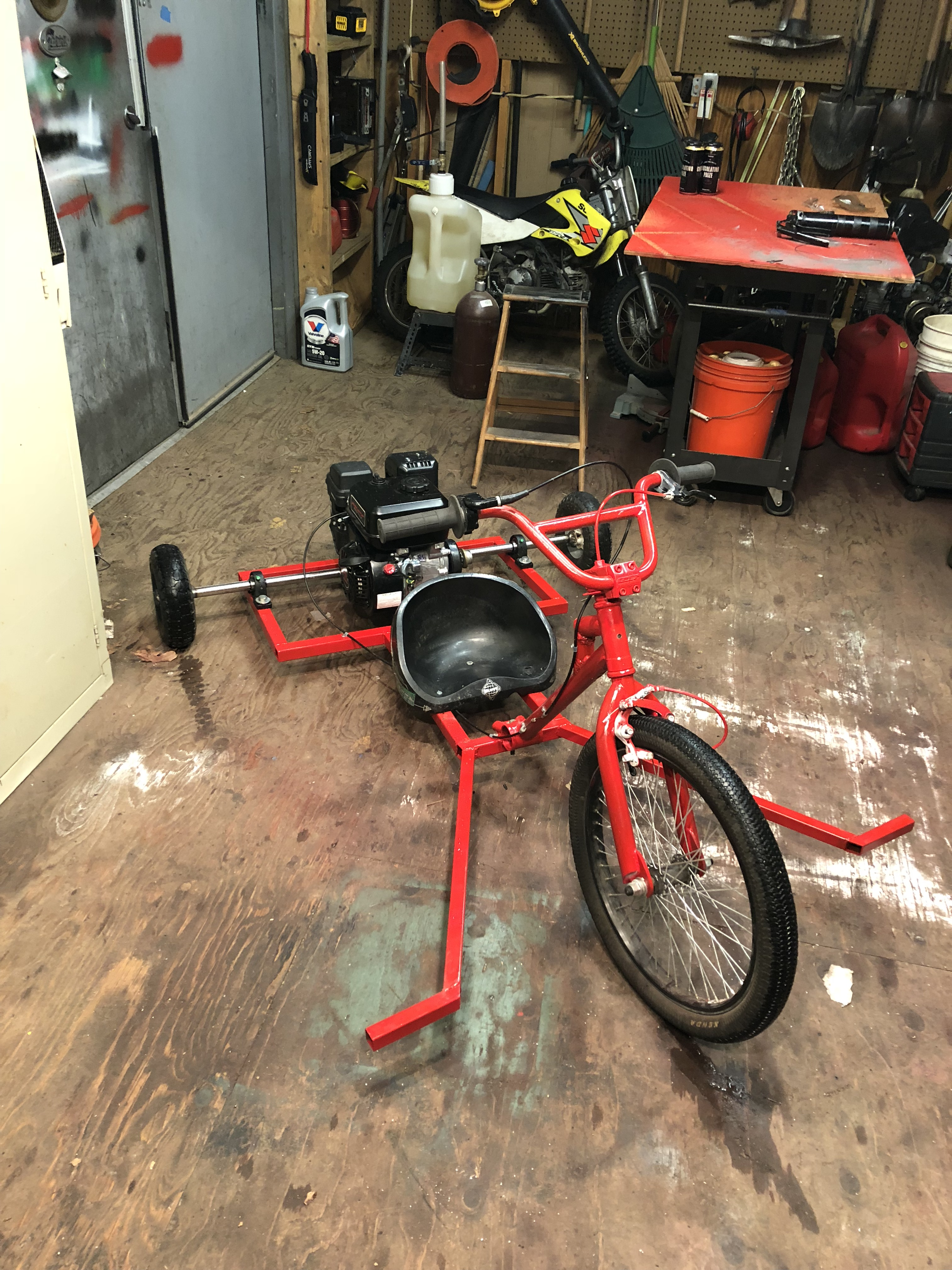 Picture of Drift Trike