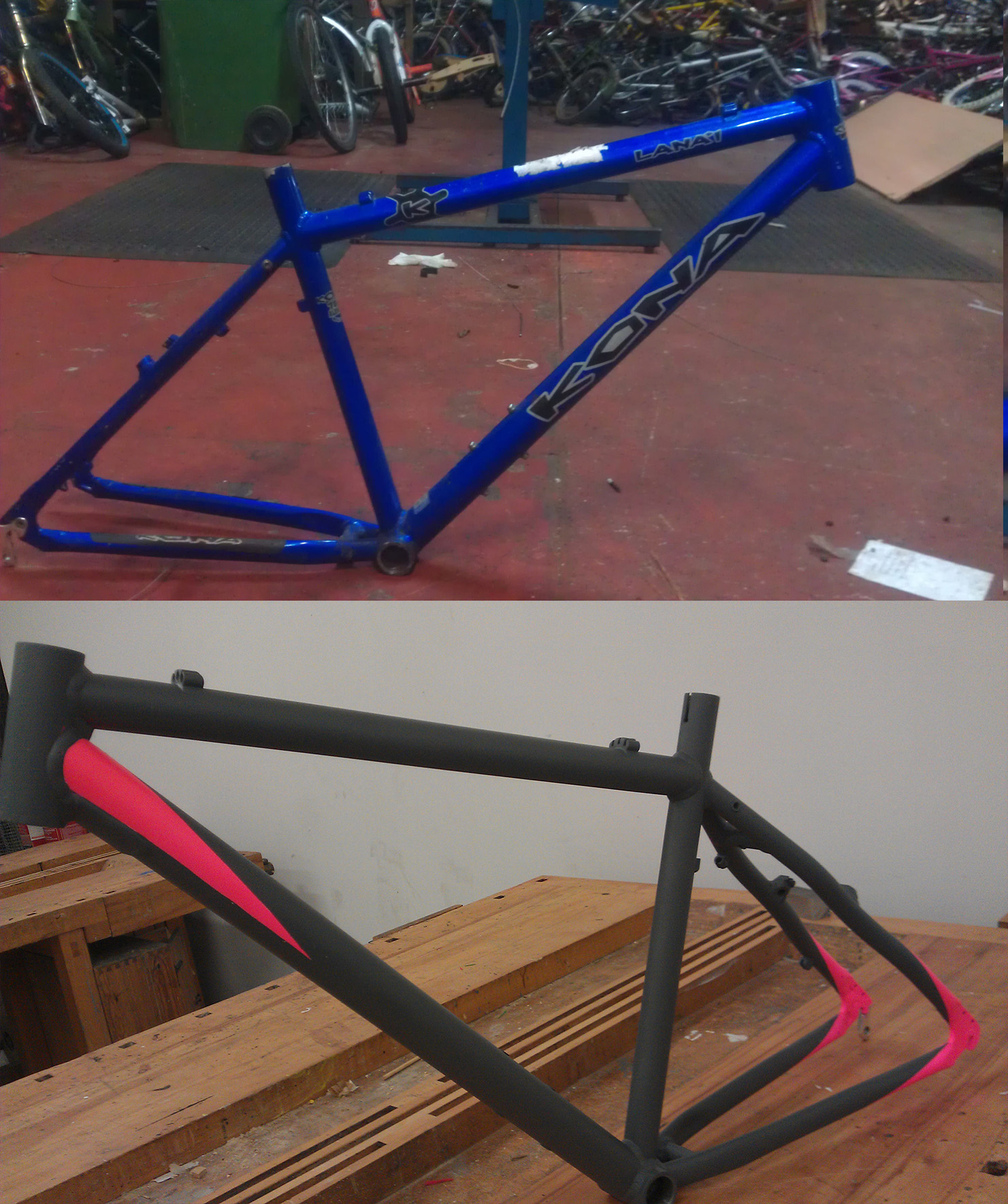 Picture of Pimp Your Bike Frame Under £30