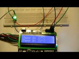 Install the LED Monitor on the Arduino Breadboard