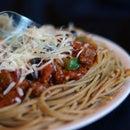 Supreme Pizza Spaghetti