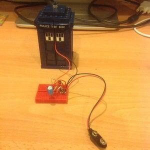 Re-assemble TARDIS