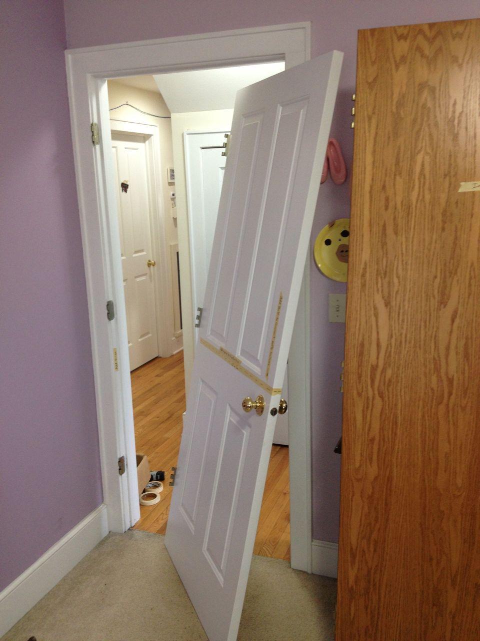 Picture of Remove Original Door