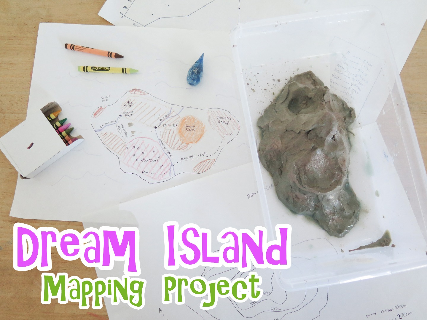 Picture of Dream Island Mapping Project