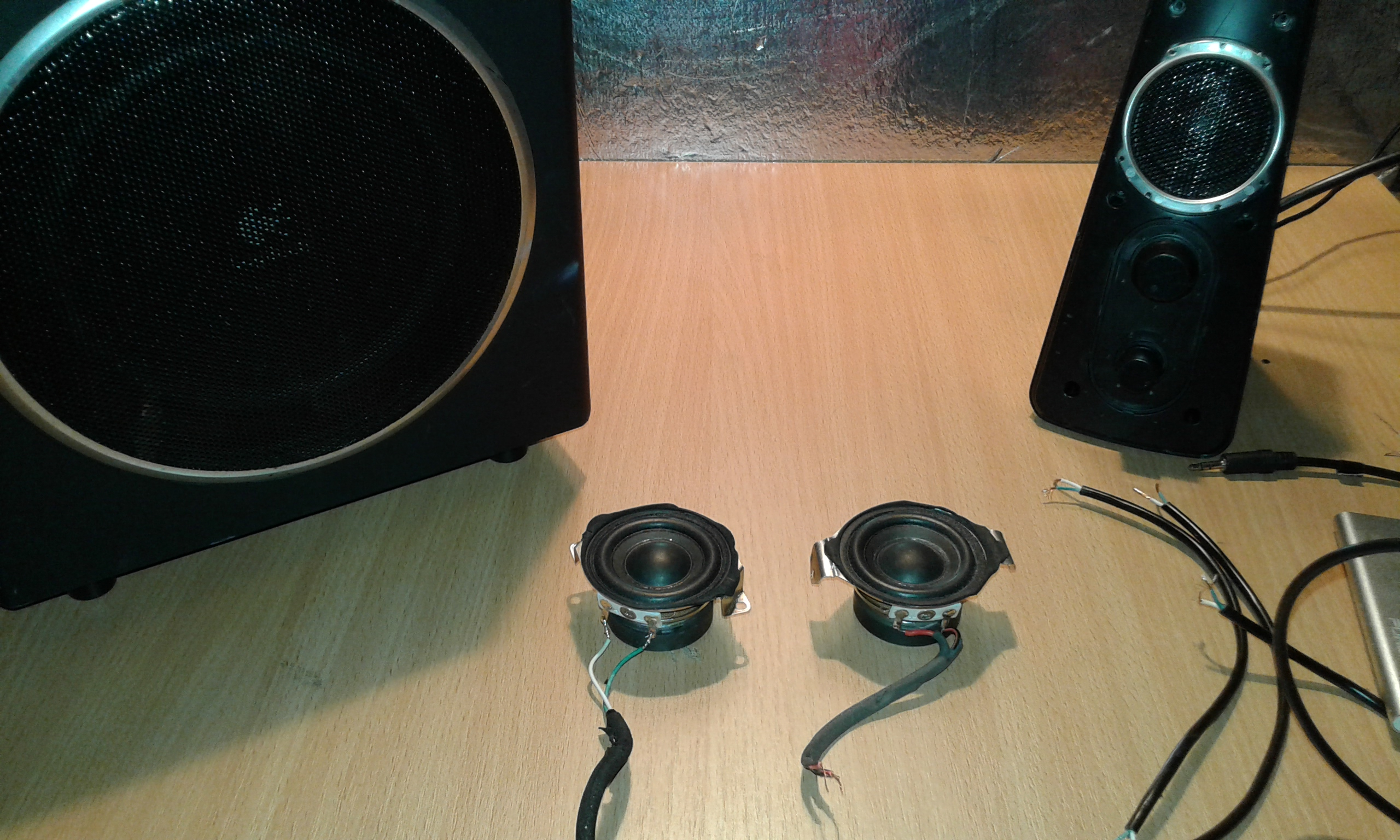 Picture of Mini Audio Amplifier 2x3w