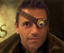 Make a Mad Eye Moody Mad Eye