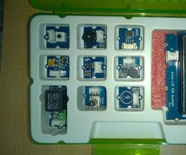 Grove Starter Kit With Intel Galileo Gen 2: Getting Started