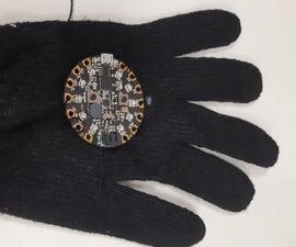 Noise Measuring Glove