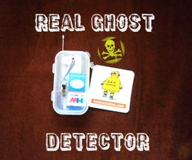 REAL Ghost Detector