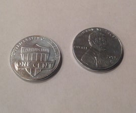 Make Silver-Colored Pennies!