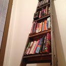 Step Ladder Bookshelf