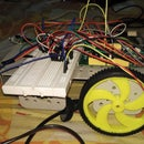 Obstacle Avoiding Robot Using IR Module Interfaced  With Mediatek LinkIt One Board