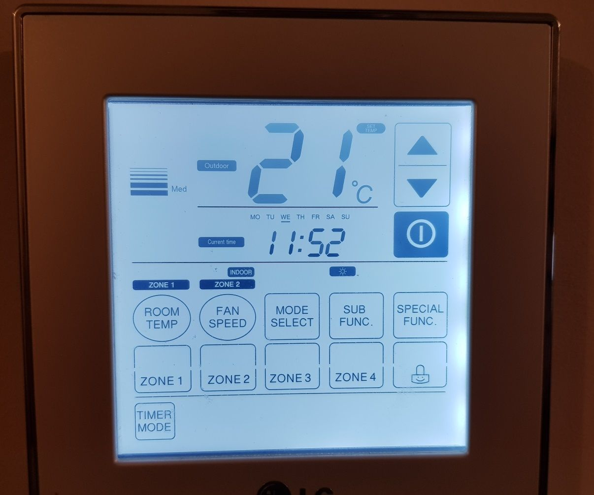 Hacking an LG Ducted Split for Home Automation: 8 Steps (with Pictures)