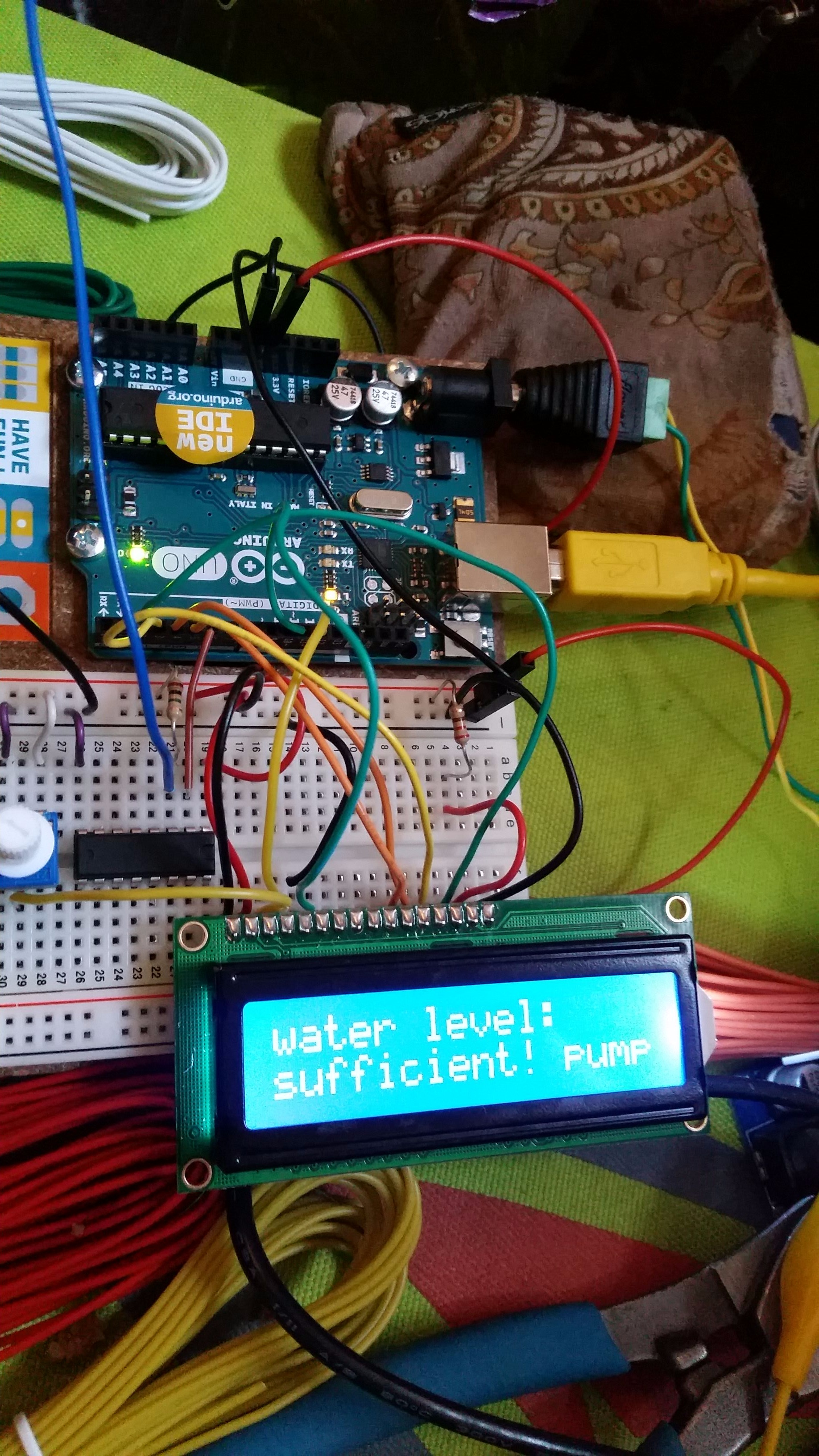 Picture of Arduino: LCD Display