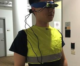 Haptic Feedback Vest for Obstacle Detection
