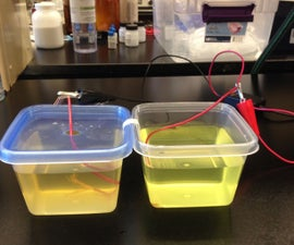 Microbial Fuel Cell Powered by Urine