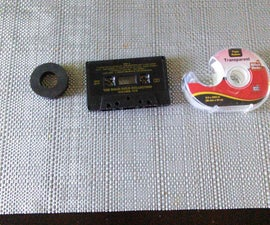 Hack a Commercial Cassette Into a Recordable One