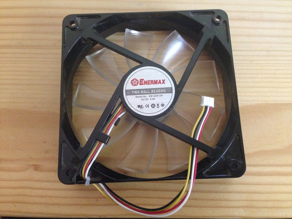 4 wires fan to 2 wire - InstructablesInstructables