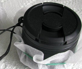 Filter holders for point-and-shoot cameras