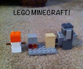 Lego Minecraft!