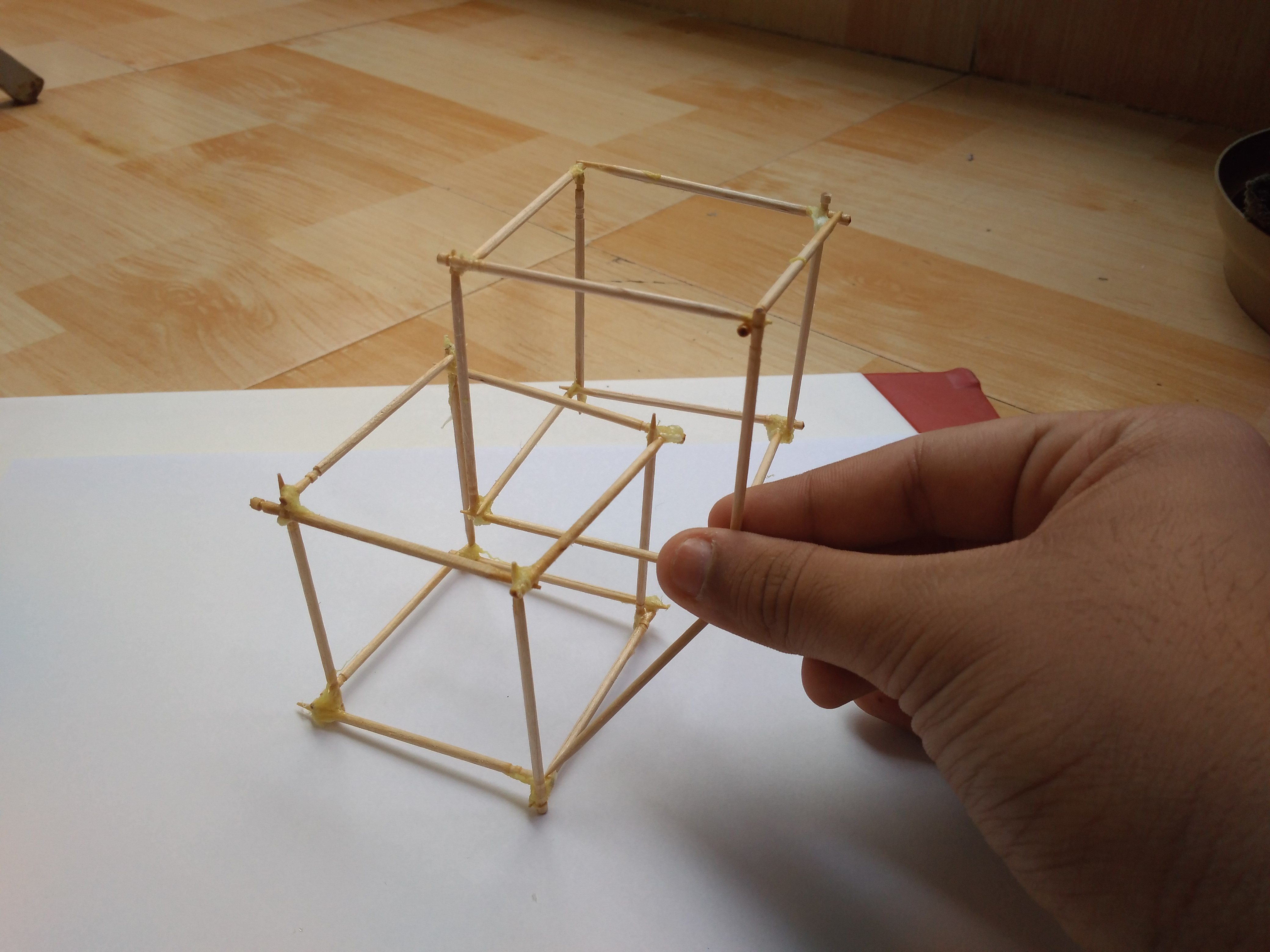 Picture of Complete the Second Cube