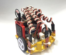 Robot Con Sistema De Control